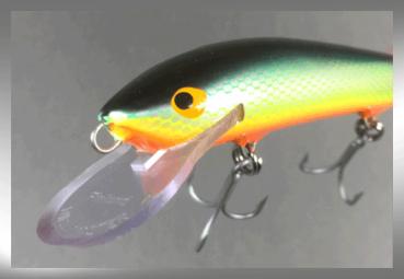Nils Master INVINCIBLE Floating Wobbler, Größe: 15 cm, Farbe: 015 Prey Fish Orange, Gewicht: 30 Gramm