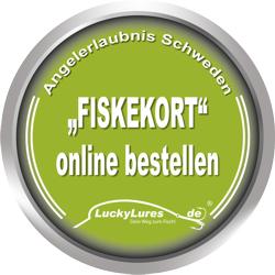 Angelerlaubnis Schweden online bestellen.