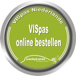 VISpas für die Niederlande online bestellen.