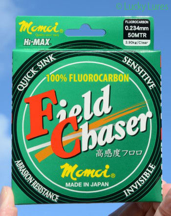 Fluorocarbon Field Chaser 0,23 mm.