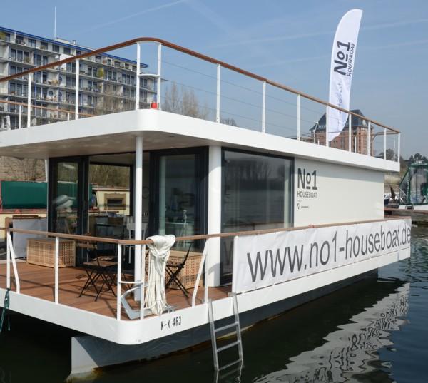 Leben und Angeln wie zuhause: im No1-Hausboot.