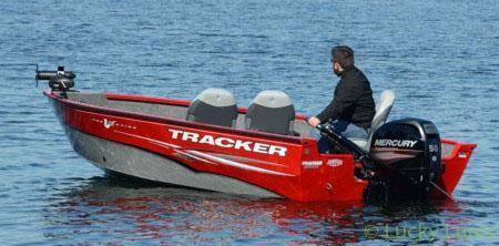 Aluminium-Boote von Tracker: meistverkauft in den USA.
