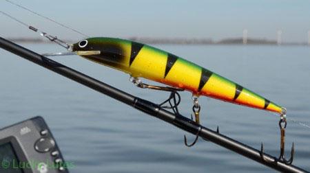 Top-Wobbler für das flache Spinnfischen: MATALA Wobbler.
