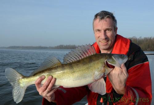 Guido führt dich erfolgreich zum Fisch.