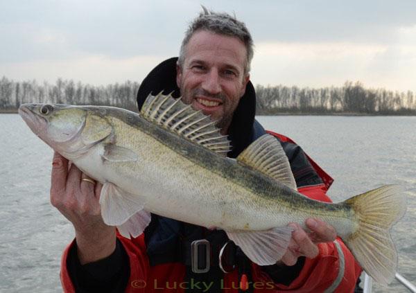 Personal Trainer Guido führt auch dich zum Fisch.